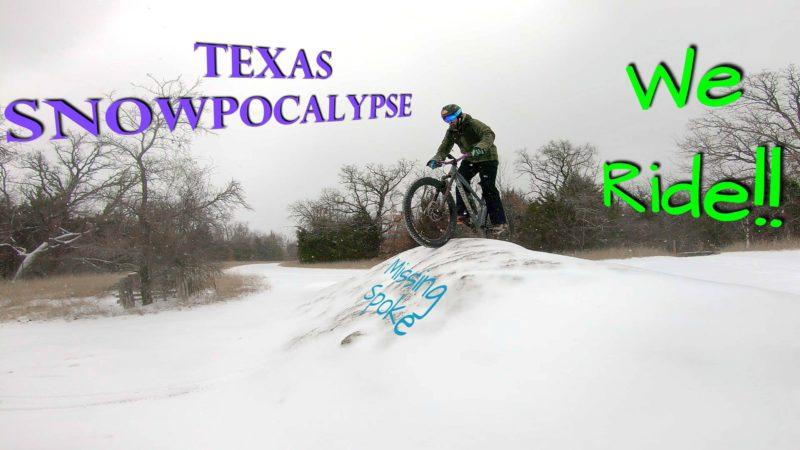 Lone Star Snowpocalypse